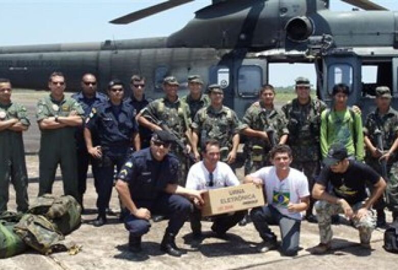 TSE aprovou envio de tropas federais para 361 localidades do país