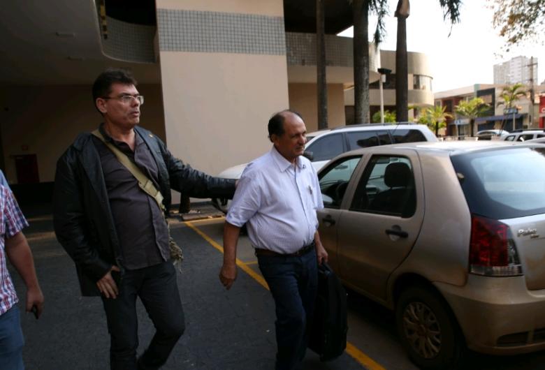 Deputado Zé Teixeira é preso pela Polícia Federal