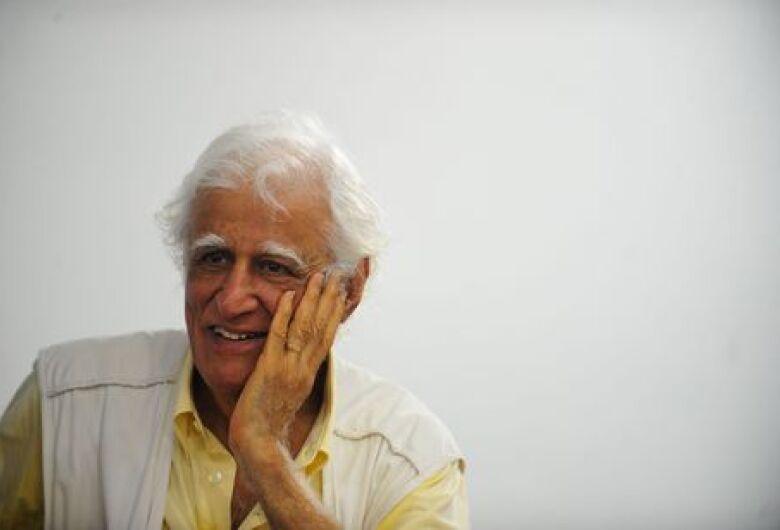 Ziraldo sofre AVC e está internado em estado grave no Rio