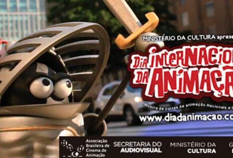 Cineclube UFGD sediará o Dia Internacional da Animação