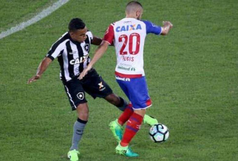 Bahia vence Botafogo e vai às quartas da Sul-Americana pela 1ª vez