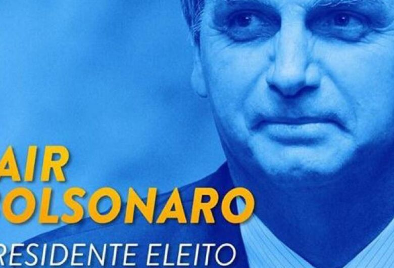 Jair Bolsonaro é eleito presidente com mais de 56 milhões de votos