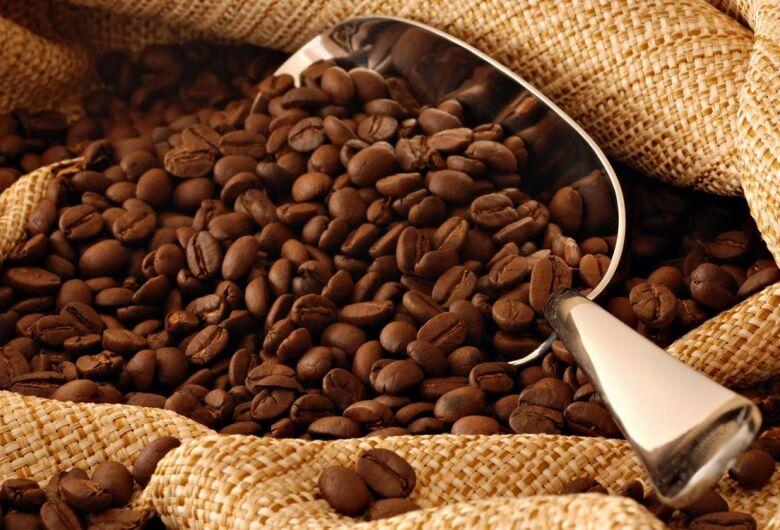 Exportações de café no mês de setembro aumentam 24% em relação a 2017