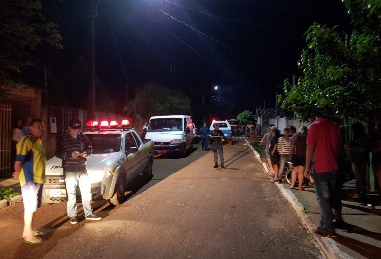 Jovem é assassinado com 20 tiros de pistola 9 milímetros em Ponta Porã