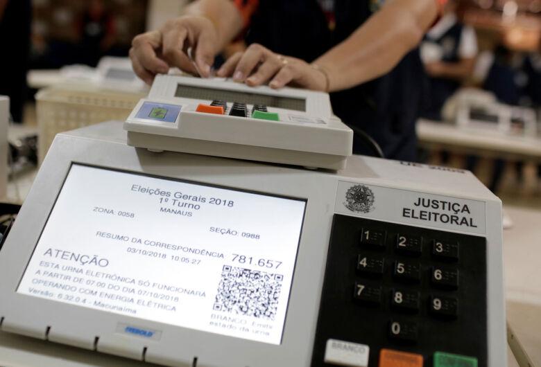 Abstenção chega a 20,3%, a mais alta desde as eleições de 2002