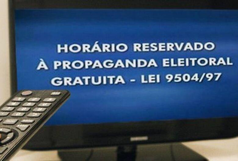 Termina amanhã a propaganda eleitoral gratuita no rádio e TV