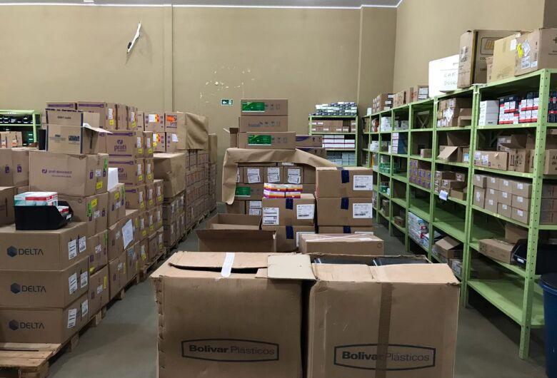 Saúde normaliza distribuição de medicamentos em Dourados