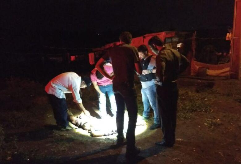 Ao investigar assaltos polícia é recebida a tiros em bairro e dois acabam mortos em Dourados
