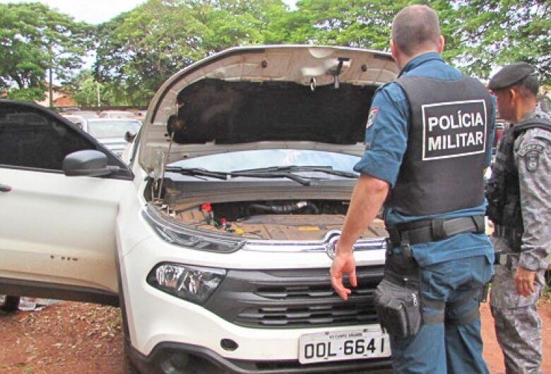 PM encontra 6 foragidos e prende 19 pessoas durante o final de semana em Dourados