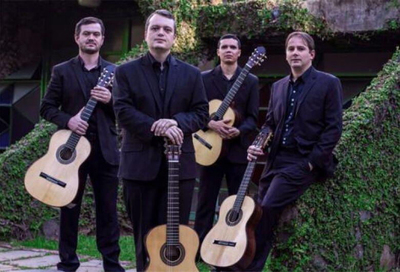 Violonistas do Quarteto Toccata serão a atração desta quinta-feira no 5º FESDOM