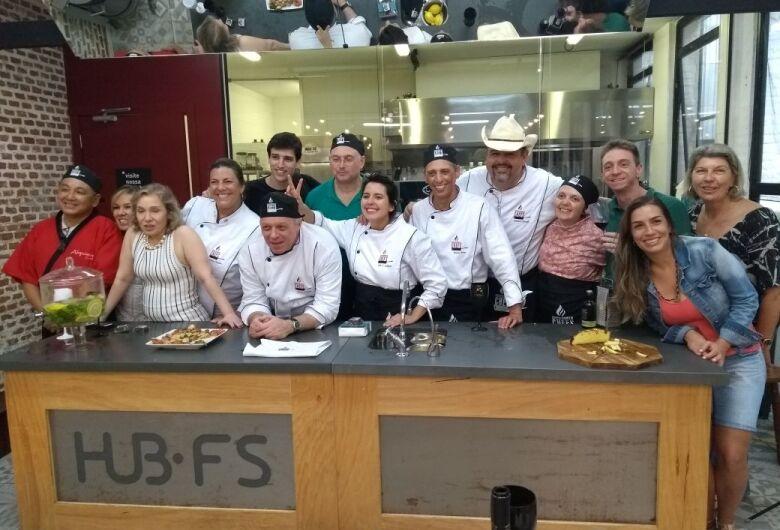 Chefs e entusiastas da gastronomia se reúnem em evento nacional em Campo Grande