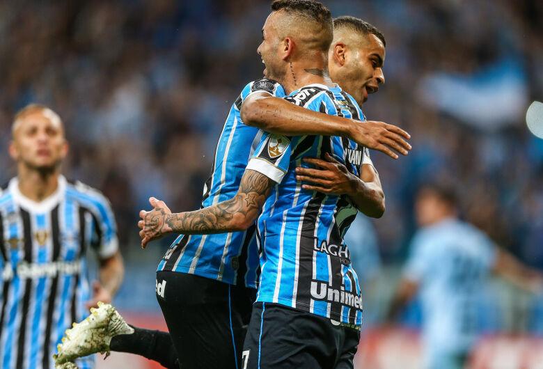 Grêmio derrota Atlético Tucumán outra vez e vai às semis da Libertadores