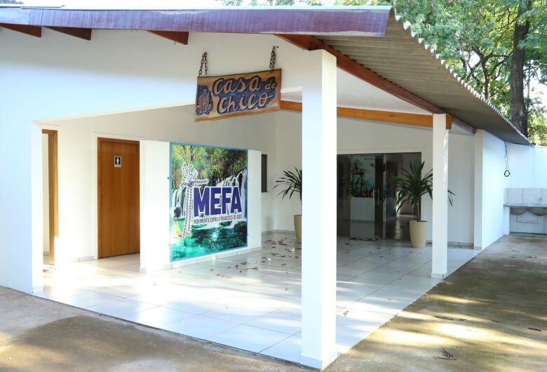 MEFA vai oferecer terapia de magnetismo na Casa de Chico em 2019