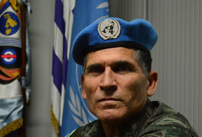 Carlos Alberto dos Santos Cruz é escolhido novo secretário de governo