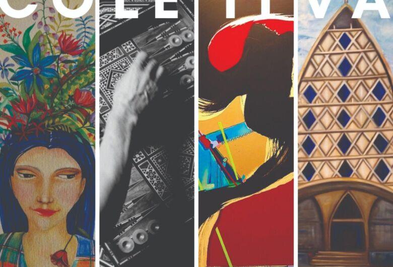 Exposição de arte reúne personalidades em homenagem a imigração libanesa