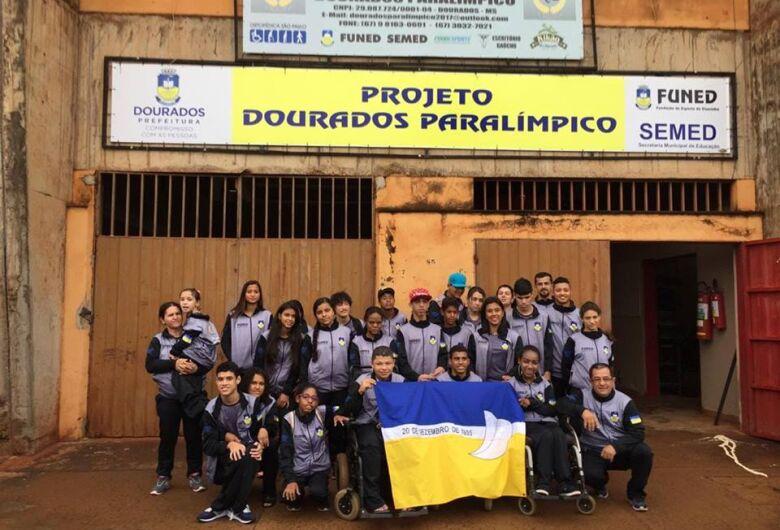 Dourados Paralímpico brilha nas Paralimpíadas Escolares em São Paulo