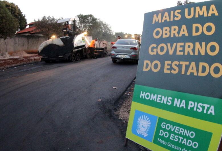 Estado vai investir R$ 10,4 milhões para revitalizar a avenida Hayel Bon Faker em Dourados