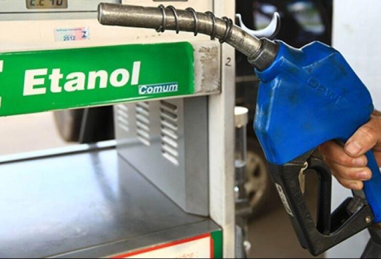 Consumo de etanol hidratado cresceu 48,7% em Mato Grosso do Sul