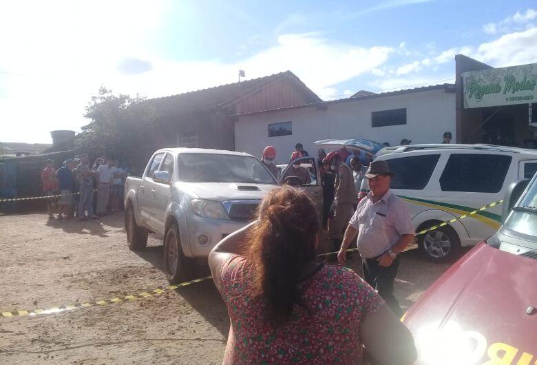 Pecuarista é executado à luz do dia em Amambai