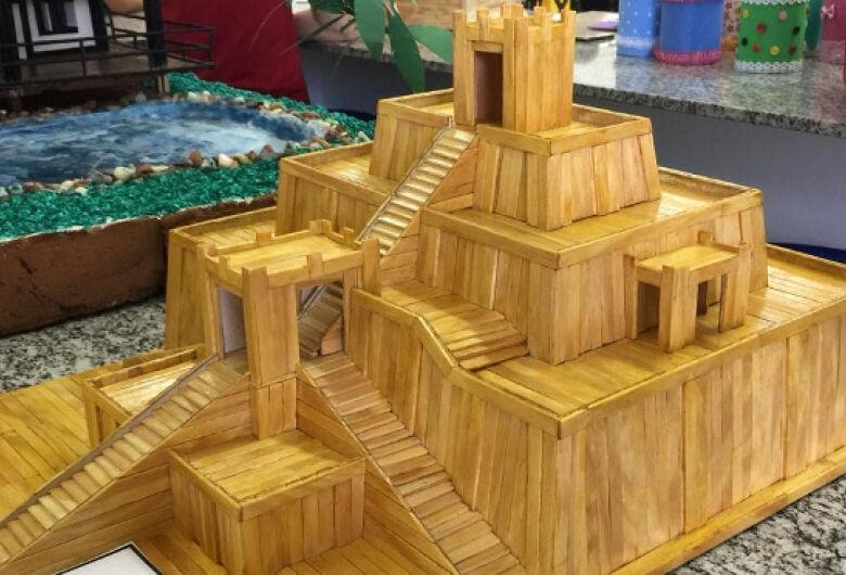 Escola de Dourados recebe nova brinquedoteca com peças produzidas por detentos