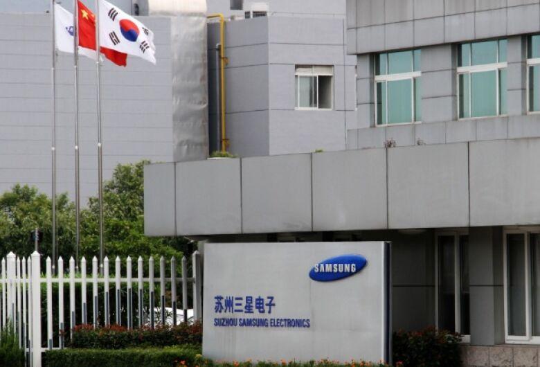 Samsung apresenta tela flexível para seus smartphones