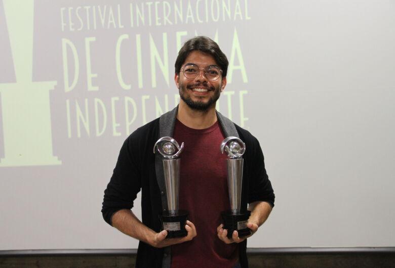 Filme de MS conquista dois prêmios em festival internacional de cinema