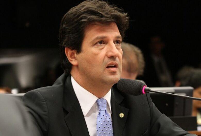 Bolsonaro confirma Mandetta para a Saúde