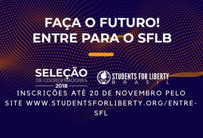 Abertas as inscrições para o Students For Liberty Brasil