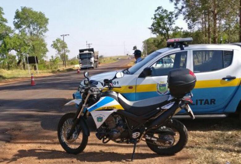 PMRv fiscalizou mais de 2 mil veículos no feriadão
