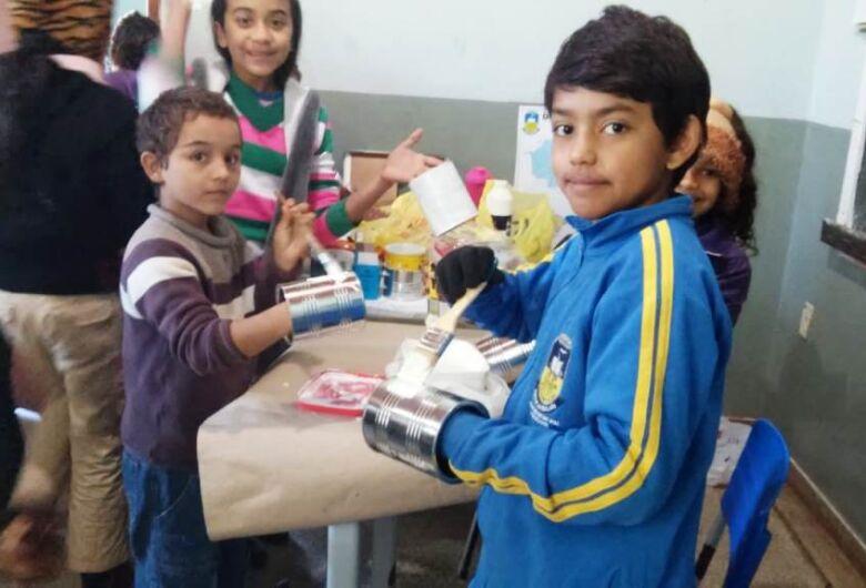 Escola da Picadinha é premiada por trabalho na área ambiental