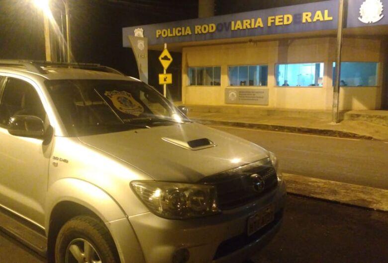 Bandidos invadem casa, amarram vítimas e roubam caminhonete em Itaporã
