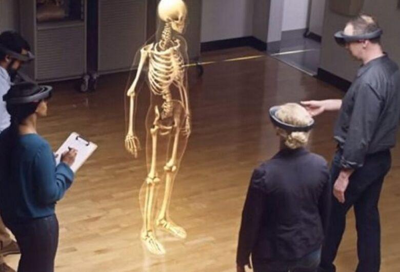 Taiwan lança primeira aula de anatomia de realidade virtual