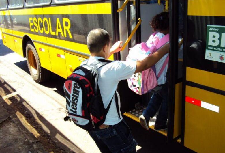 Dourados deverá disponibilizar monitores para o transporte escolar