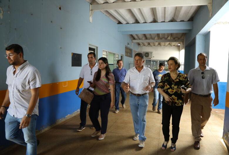 Prefeitura cede espaço para instalação de unidade do 'Hospital de Amor'