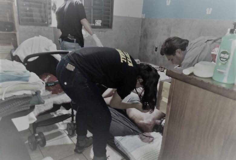 Rapaz que matou namorada e filha é encontrado morto em cela na PED