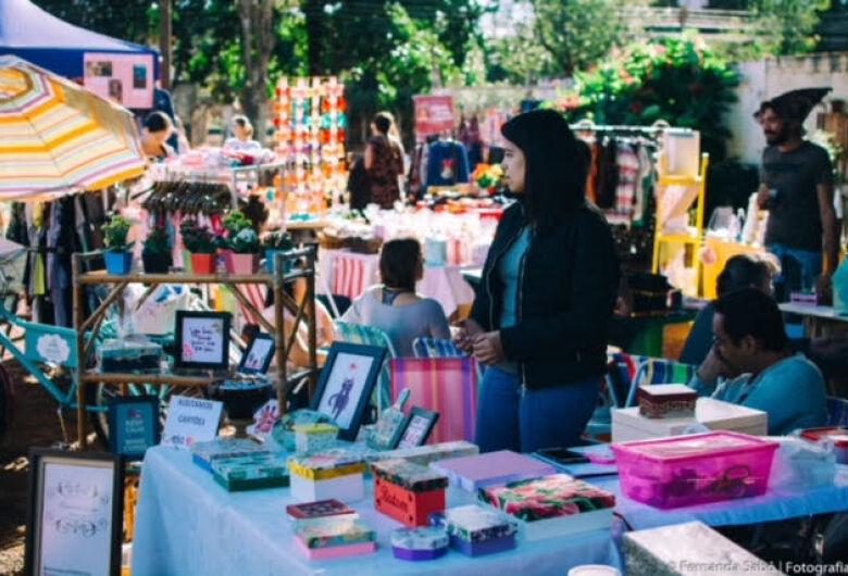 Domingo acontece O Balaio-Feira Criativa, no Parque dos Ipês