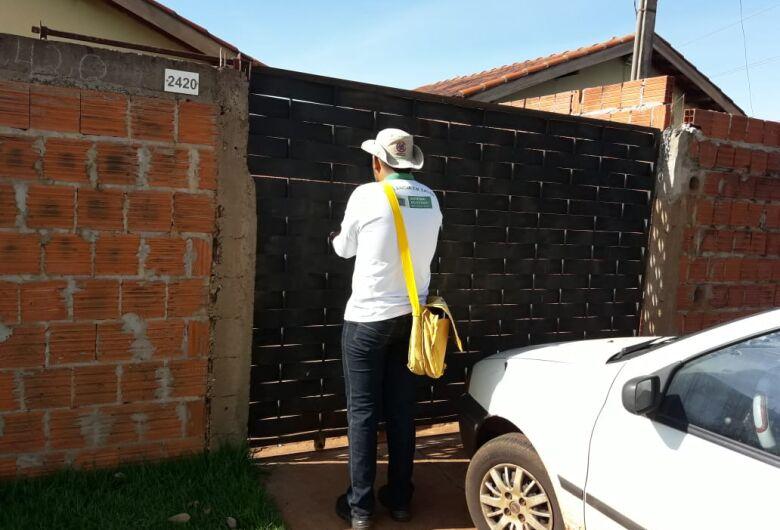 CCZ mantém mutirões de combate ao Aedes aegypti