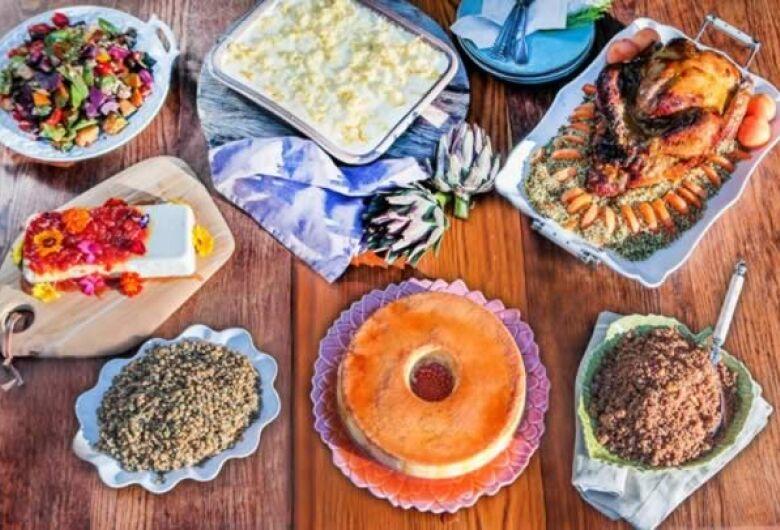 No Natal cada família tem um prato especial, aquele que aquece o coração