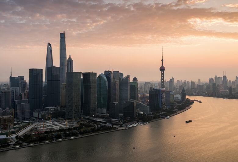 Como a China está se tornando uma potência por reconstruir o mundo