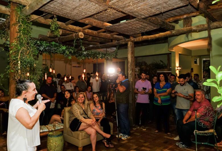 Em noite de festa, Associação dos Profissionais de Gastronomia de Mato Grosso do Sul é lançada oficialmente