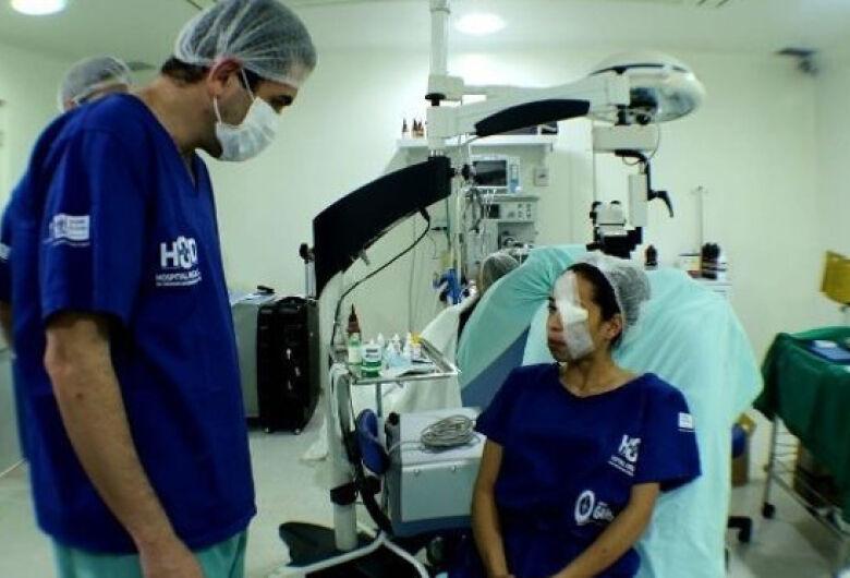 Governo do Estado realiza mutirão de 2,5 mil cirurgias no hospital do Câncer