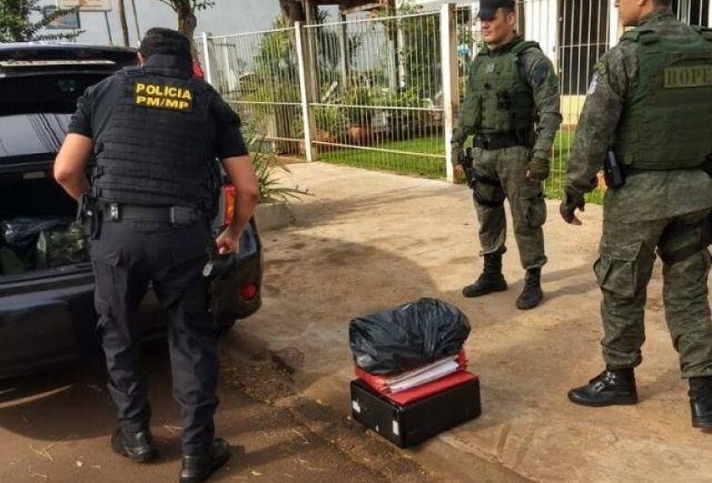 Segunda fase da Operação Pregão prende ex-contador da Prefeitura e esposa