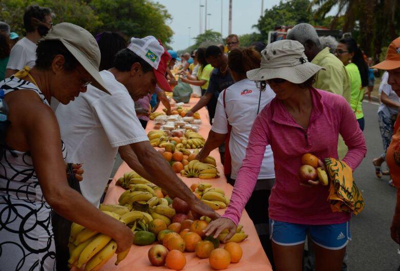 Campanha Natal sem Fome distribui 200 toneladas em cestas básicas