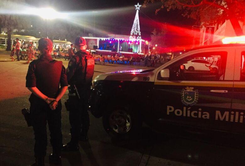 PM implementa policiamento com bases comunitárias e reforço operacional durante horário estendido do comércio em Dourados