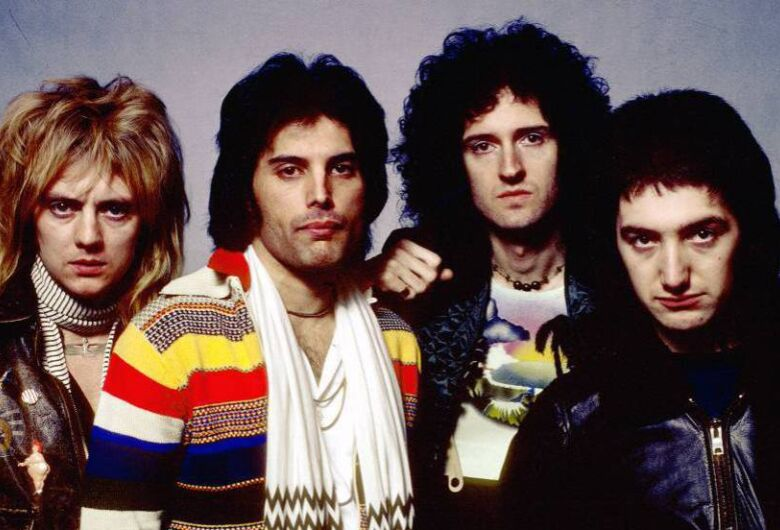 'Bohemian Rhapsody' vira a canção do século XX mais escutada no mundo
