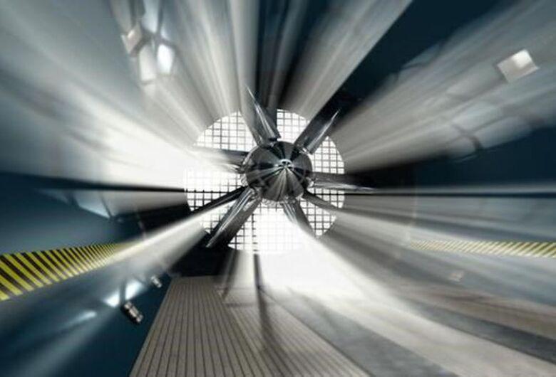 Furnas inaugura túnel de vento para pesquisas de geração eólica