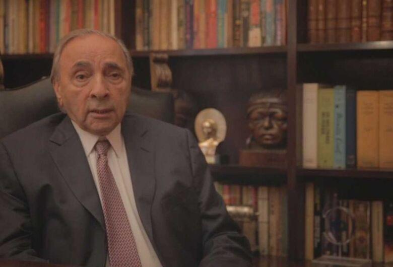 Morre o empresário Ueze Zahran, fundador da TV Morena