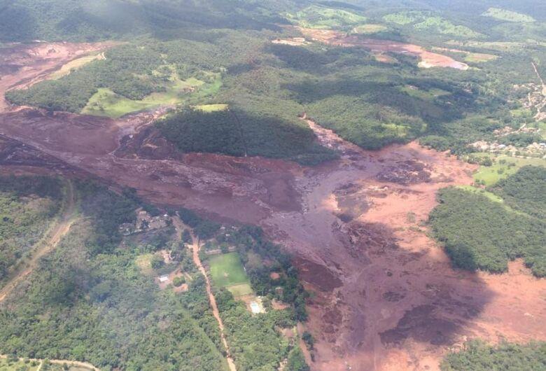 Barragem da Vale rompida contabiliza 9 mortes e mais de 300 desaparecidos