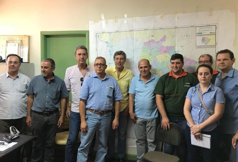 Aced e empresários do DID reúnem com Seinfra para viabilizar aumento da produção industrial
