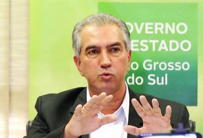 Na Capital Federal, Reinaldo se reúne com governadores e ministros de Bolsonaro